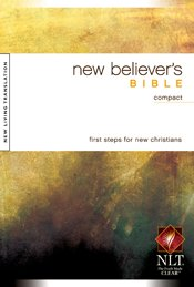 Tyndale New Believer's Bible Compact NLT (20 per case)