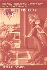 First Epistle of Peter (NICNT)