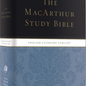 MacArthur Study Bible, Personal Size (Hardcover)
