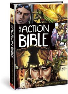 The Action Bible Hardcover