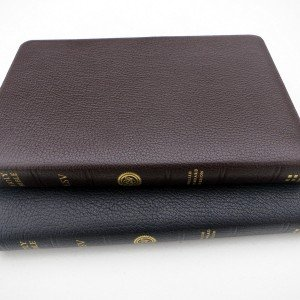 Crossway ESV Heirloom Thinline Bible  Goatskin, Brown