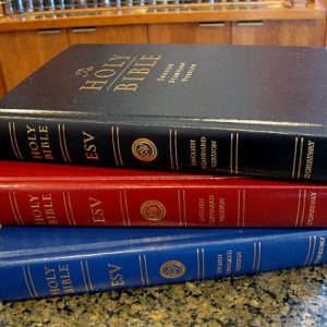 ESV Pew and Lectern Bibles