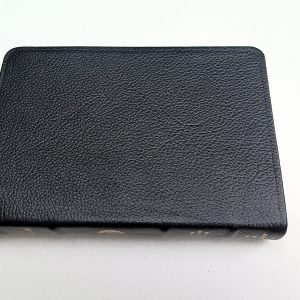 Crossway ESV The Psalms Top Grain Leather, Black