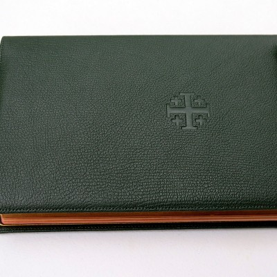 Cambridge kjv concord reference bible black goatskin red for Kjv wide margin red letter