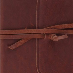 Crossway ESV LP Compact Natural Leather with Flap