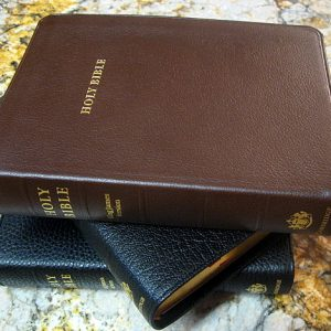 Cambridge KJV Clarion Reference Brown Calfskin