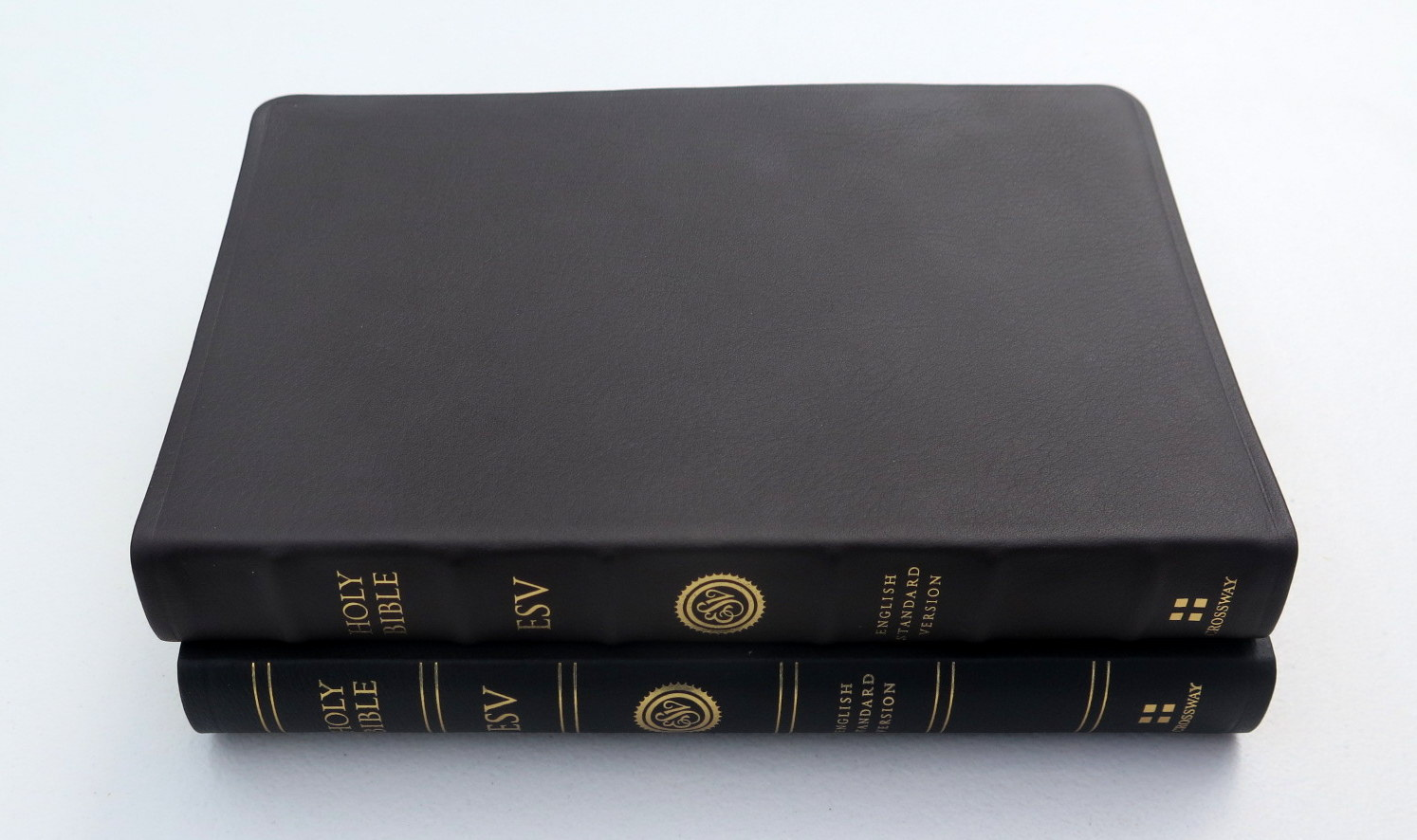 Crossway Esv Large Print Thinline Reference Bible Top