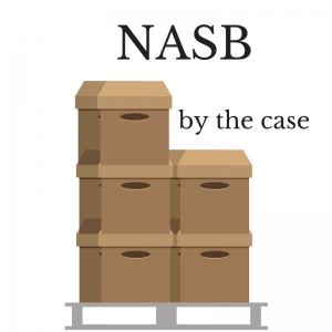 NASB Case Quantities