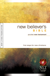 Tyndale New Believer's Bible Pocket NT NLT (52 copies)