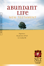 Tyndale Abundant Life Bible NT NLT Case of 42