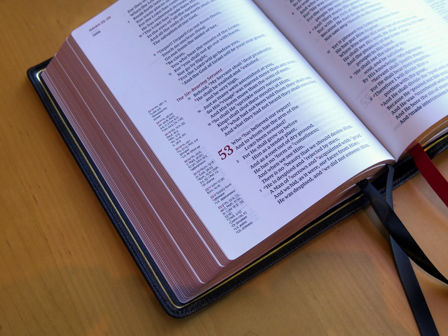 Kjv study bibles with footnotes